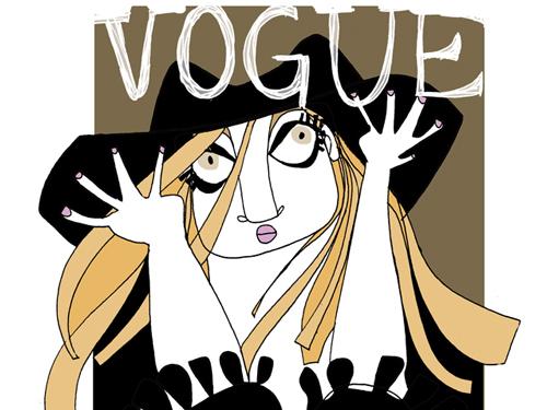 Vogue por majane